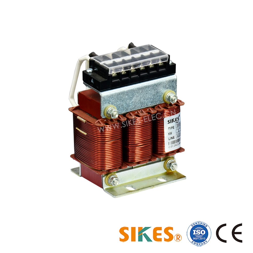 Line Reactor Ac 3 Phase 400v 2 Uk Rated Current 10a 3 7kw