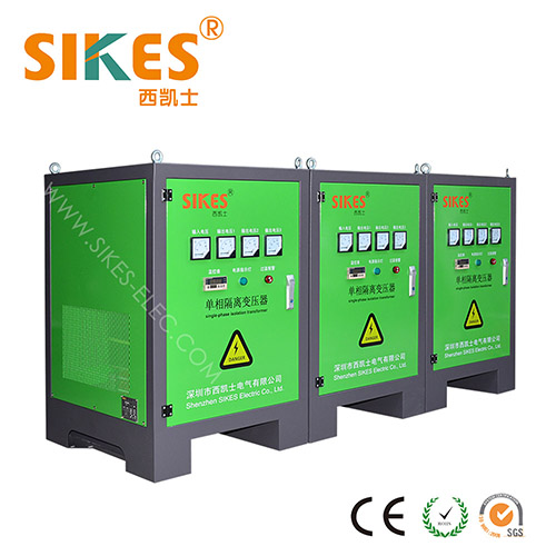 Isolation transformer,robot control