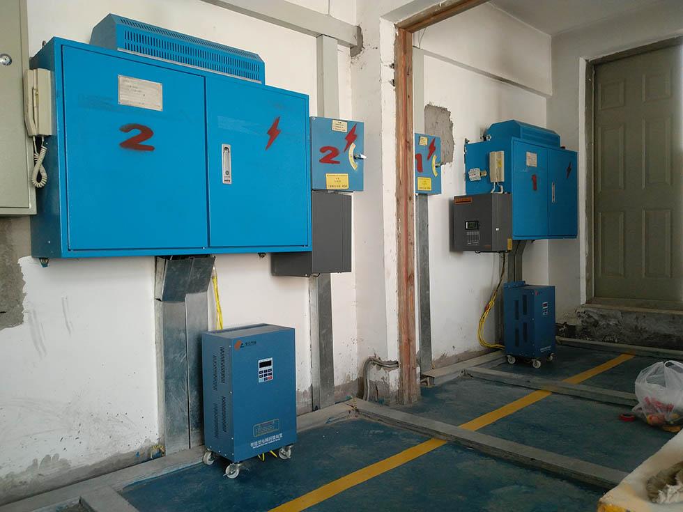 Sikes Regenerative unit Application case