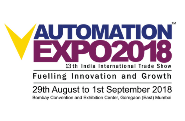 Indian Industrial exhibition-AUTOMATION EXPO 2018