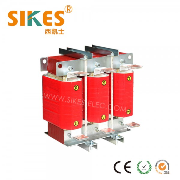 Filtering Reactor, 500A ,0.1mH,  for Regenerative drive,wind power, photovoltaic ,VFD and UPS