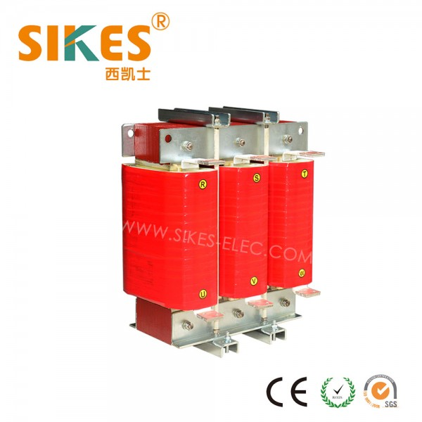 Filtering Reactor, 500A ,0.2mH,  for Regenerative drive,wind power, photovoltaic ,VFD and UPS