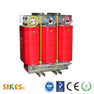 Load Reactor dedicated for electric vehicle motor drives testing 500A, 55.9Kvar