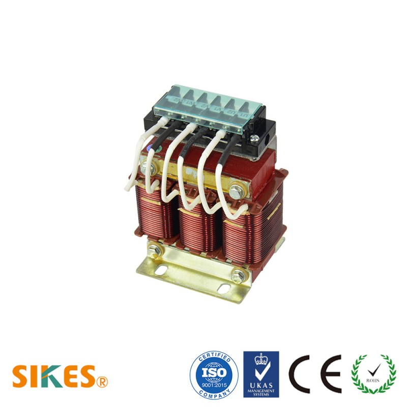 Line Reactor Ac 3 Phase 400v 2 Uk Rated Current 5a 1 5kw