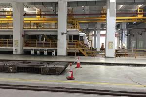 Shenzhen Metro harmonic solutions