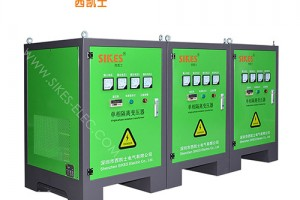 Power Isolation transformer dedicated for industrial robot control.