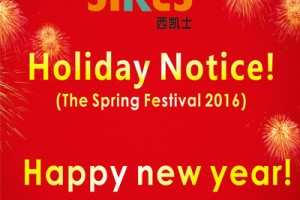 Holiday Notice 2016