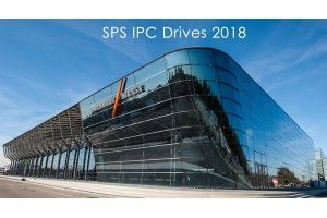See you at SPS IPC Drives 2018