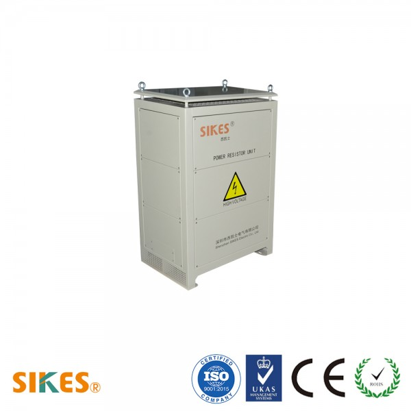 Stainless Steel Resistor Cabinet Rated Power 48kW