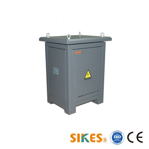 Braking Resistor cabinet Rated Power 30kW, IP65