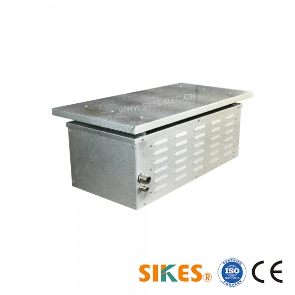Dynamic braking resistor 13KW,dedicated for low resistance and high current application