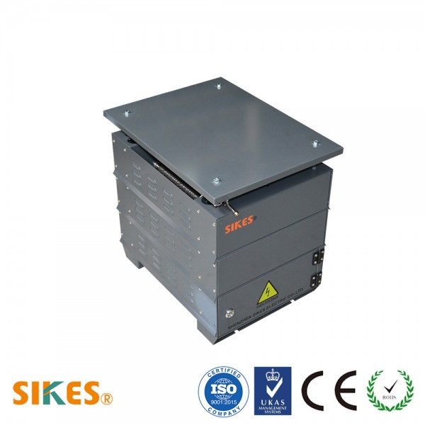 Braking Resistor Cabinet 15kW, 30R dedicated for port crane & industrial elevator