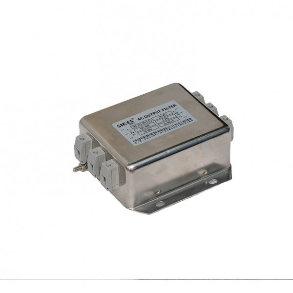 EMC/EMI Filter 3 phase output,Rated current 10A