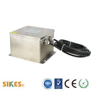 Sine ware filter for Rail & Transportation, Rated Current 16A ,IP54