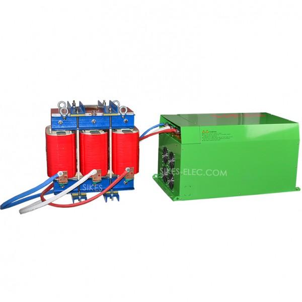 Sine wave filter 720V ,550A ,600KW ,dv/dt filter, Separate