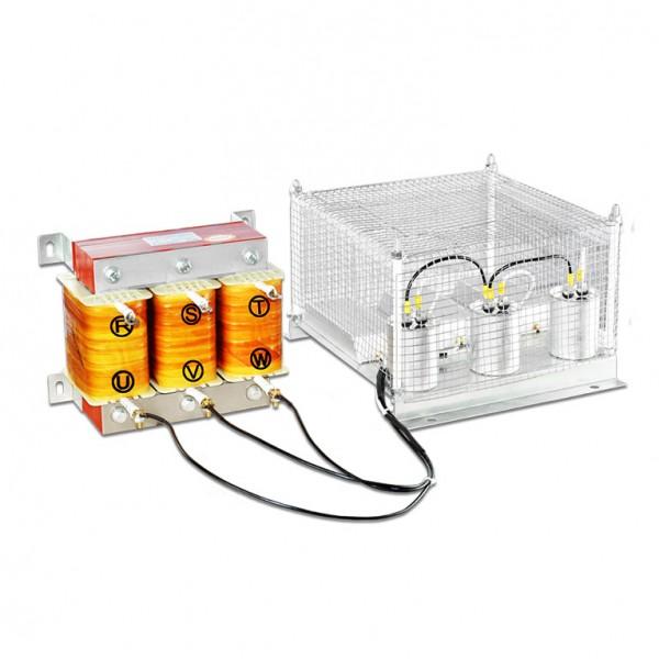 Sine wave filter,dv/dt filter Rated Current 30A, Separate