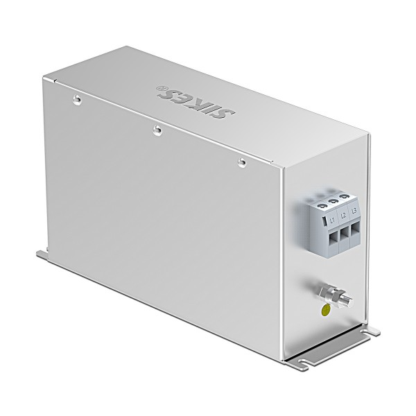 EMC/EMI Filter 3 phase output,Rated current 50A