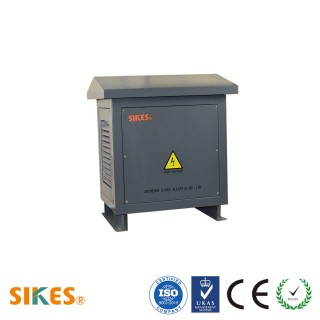 Photovoltaic isolation transformer encapsulated 20Kva for solar power or wind power transmission