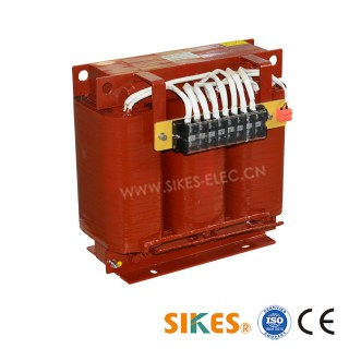 Photovoltaic isolation transformer 12.5Kva for solar power or wind power transmission